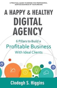 Happy Healthy Digital Agency Book Cover